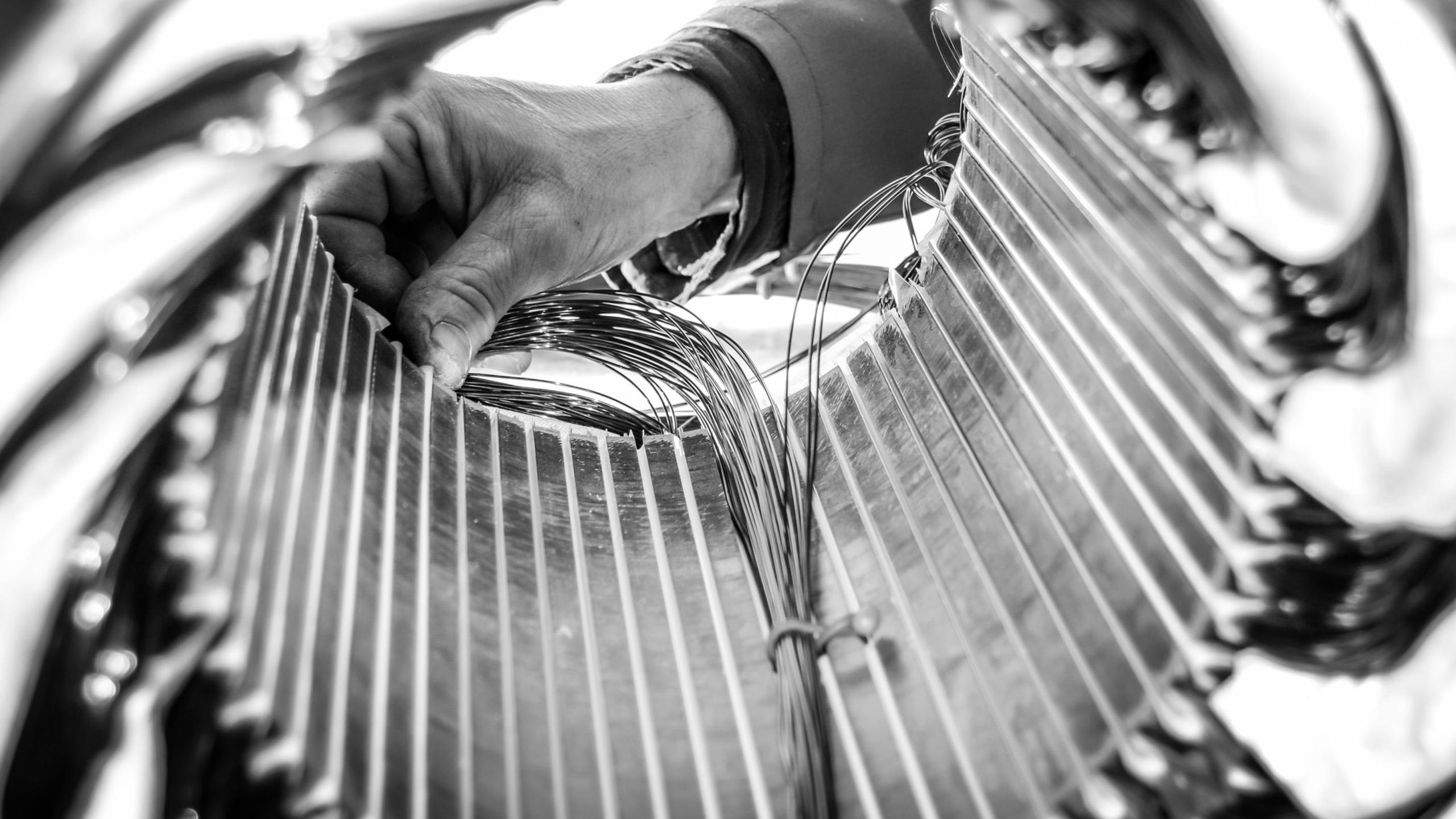 Installation de bobine - ABS Montaigu